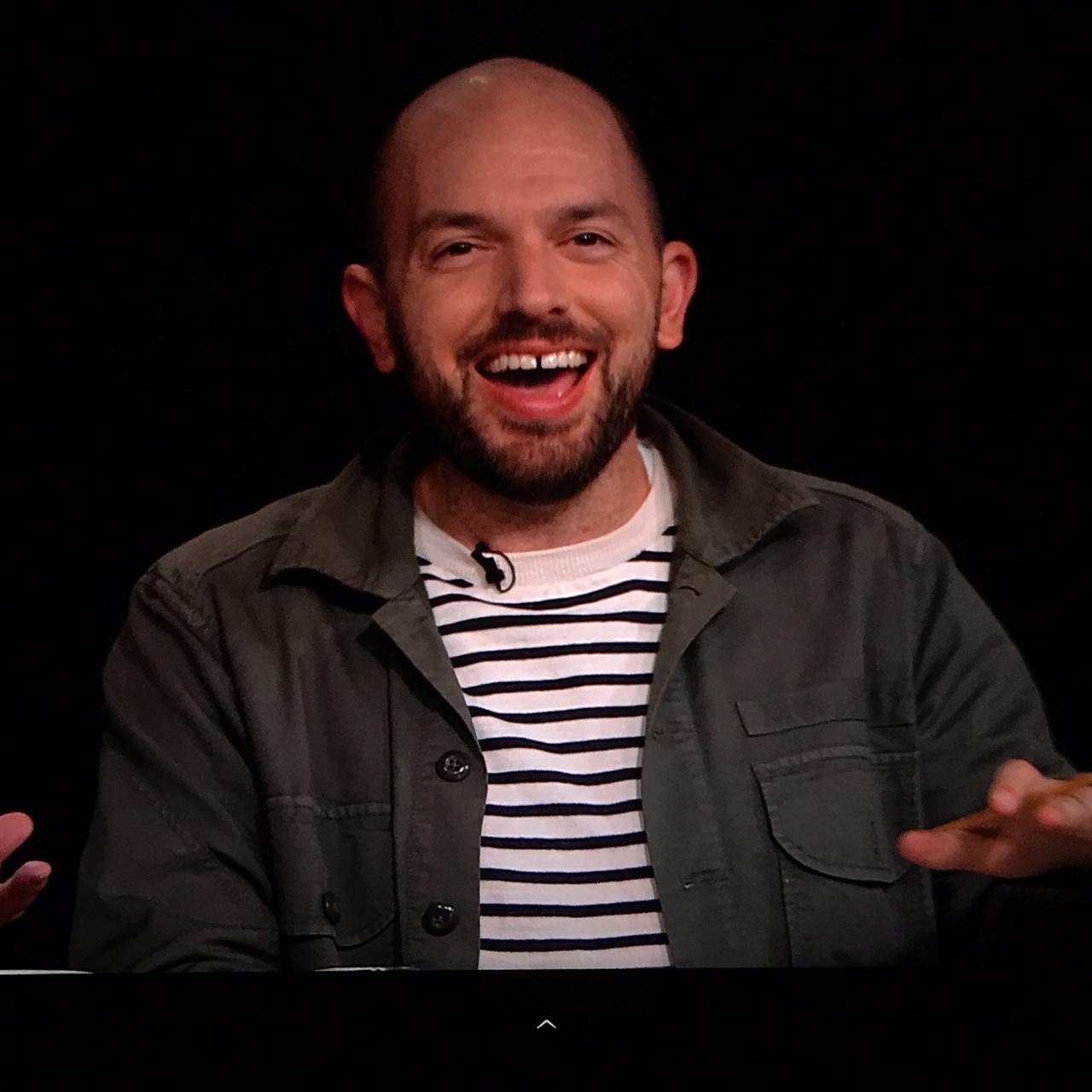 Comedian- Paul Scheer