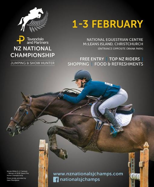 National Show Jump Champs