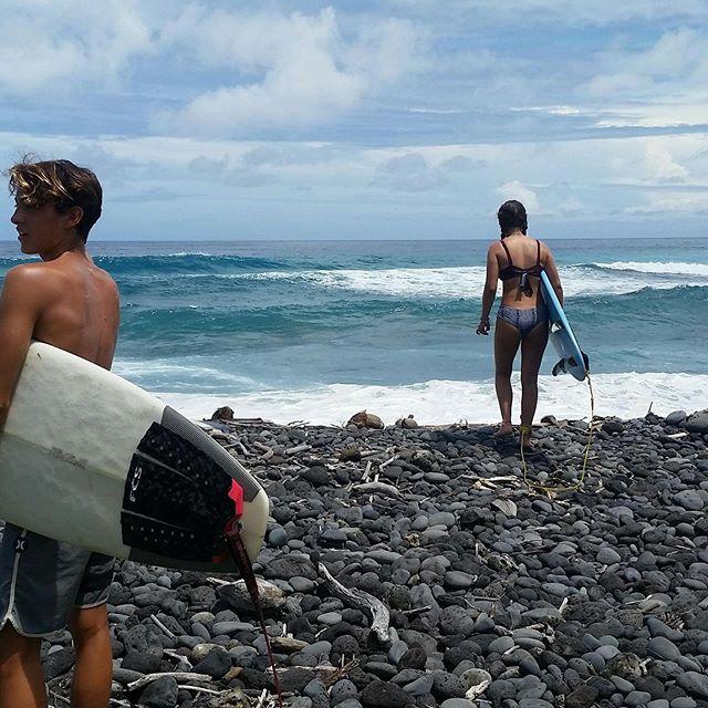 Epic serendipitous day. Mahalo Keakua. #hawaii #friends #surf #islandlife