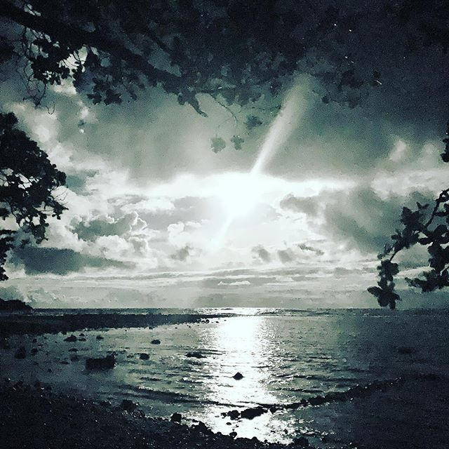 Moonlight madness. 49 feels good.  Dreams are tough but worth it. Aloha keakua.  #love #life #hawaii #ohana #godsglory