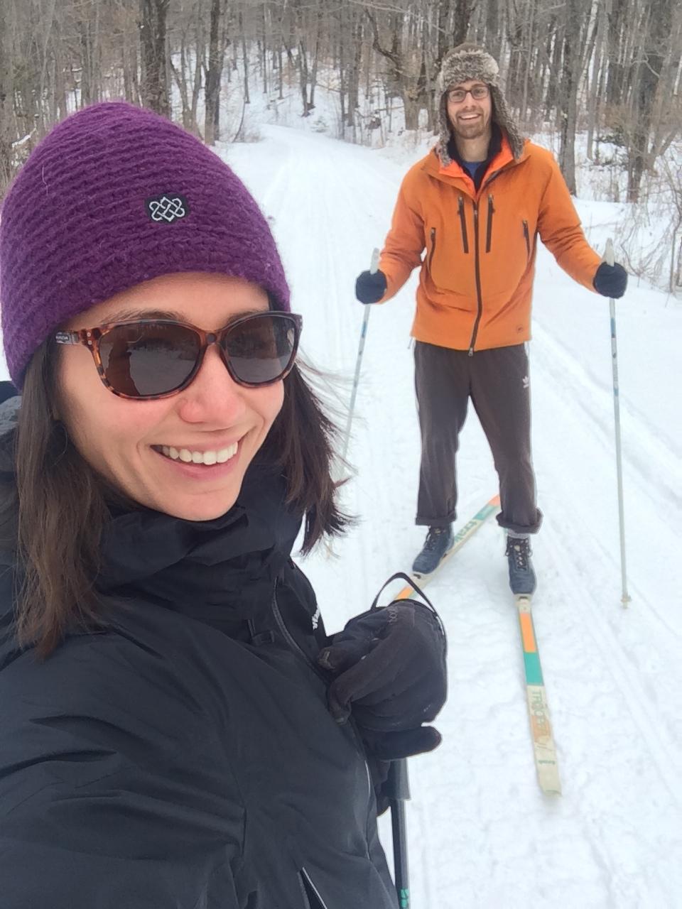 xctry ski