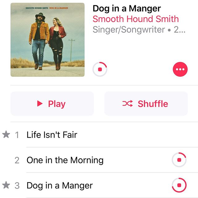 Big ups to @smoothhoundsmith on their excellent new album being released today! 🔥🔥🔥🔥