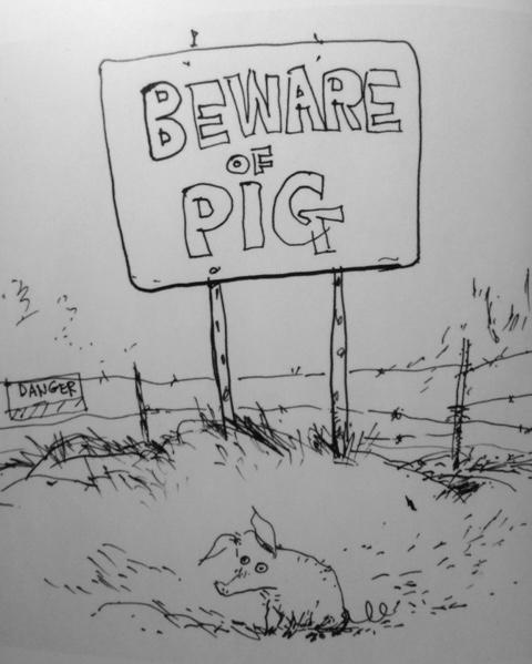 BewareOfPig-RichardThompson
