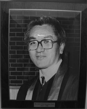 Rev. Justin Haruyama