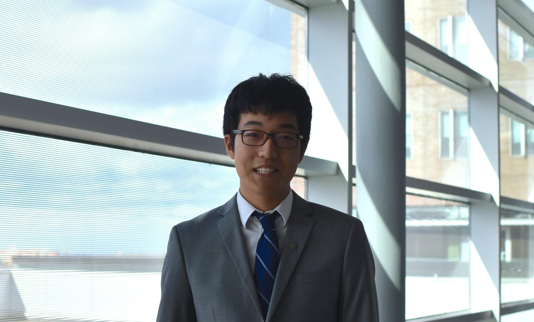 Zhongmin (Alan) Yao Computer Science