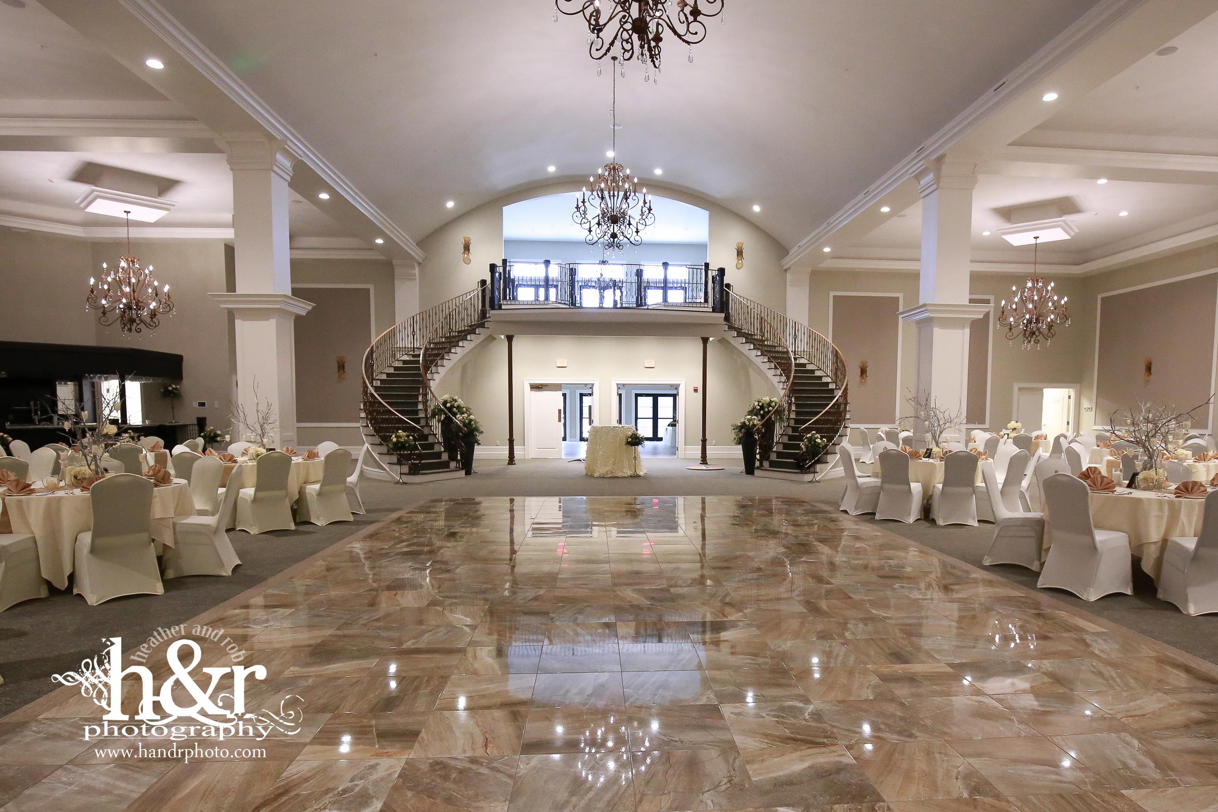 Bel Air Event Center ~ Kokomo, Indiana ~ PASTArrific Itialian Resaurant