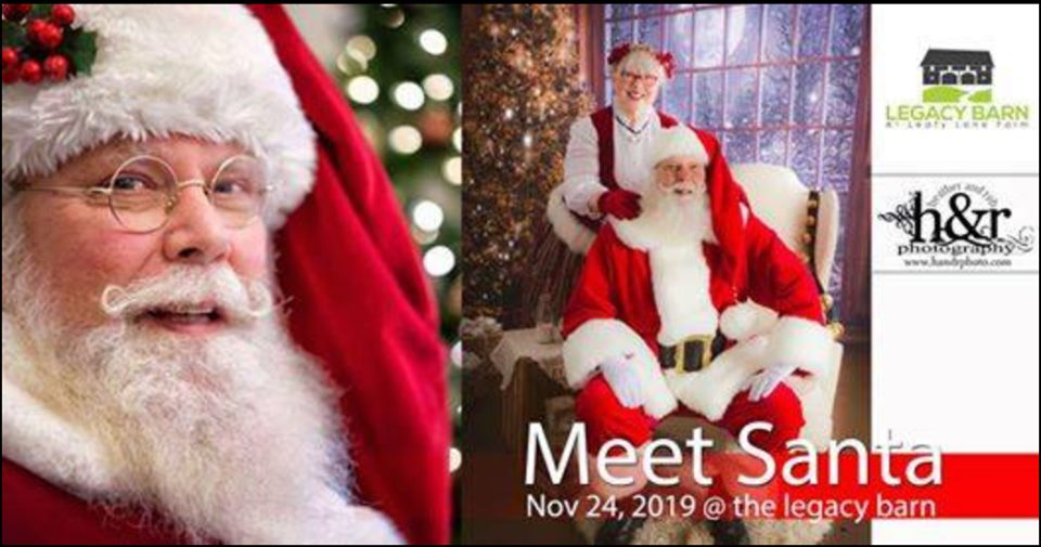 Santa will be here soon! - don't just see Santa for a minute…have a complete experience your child will remember forever!!!!
