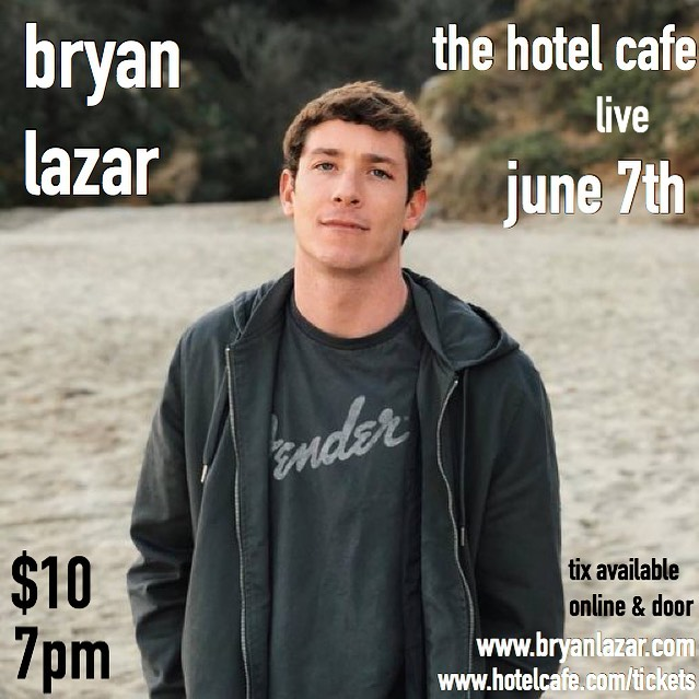 6/7. Brand new music with a brand new band. Tell your friends. Tix available at link in bio @thehotelcafe #livemusic #lamusic #hotelcafe #investigate311 #legalizeranch #guitar #fender #newmusic #summer #shows #lashows #instaartist #losangeles
