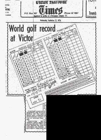 Original Scoresheet