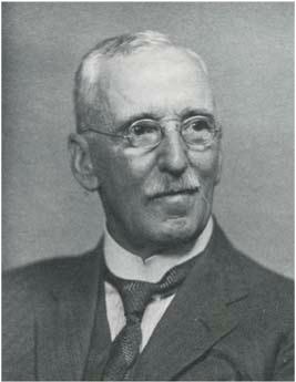 Founder of Victor Harbor Golf Club, Dr Frank Douglas