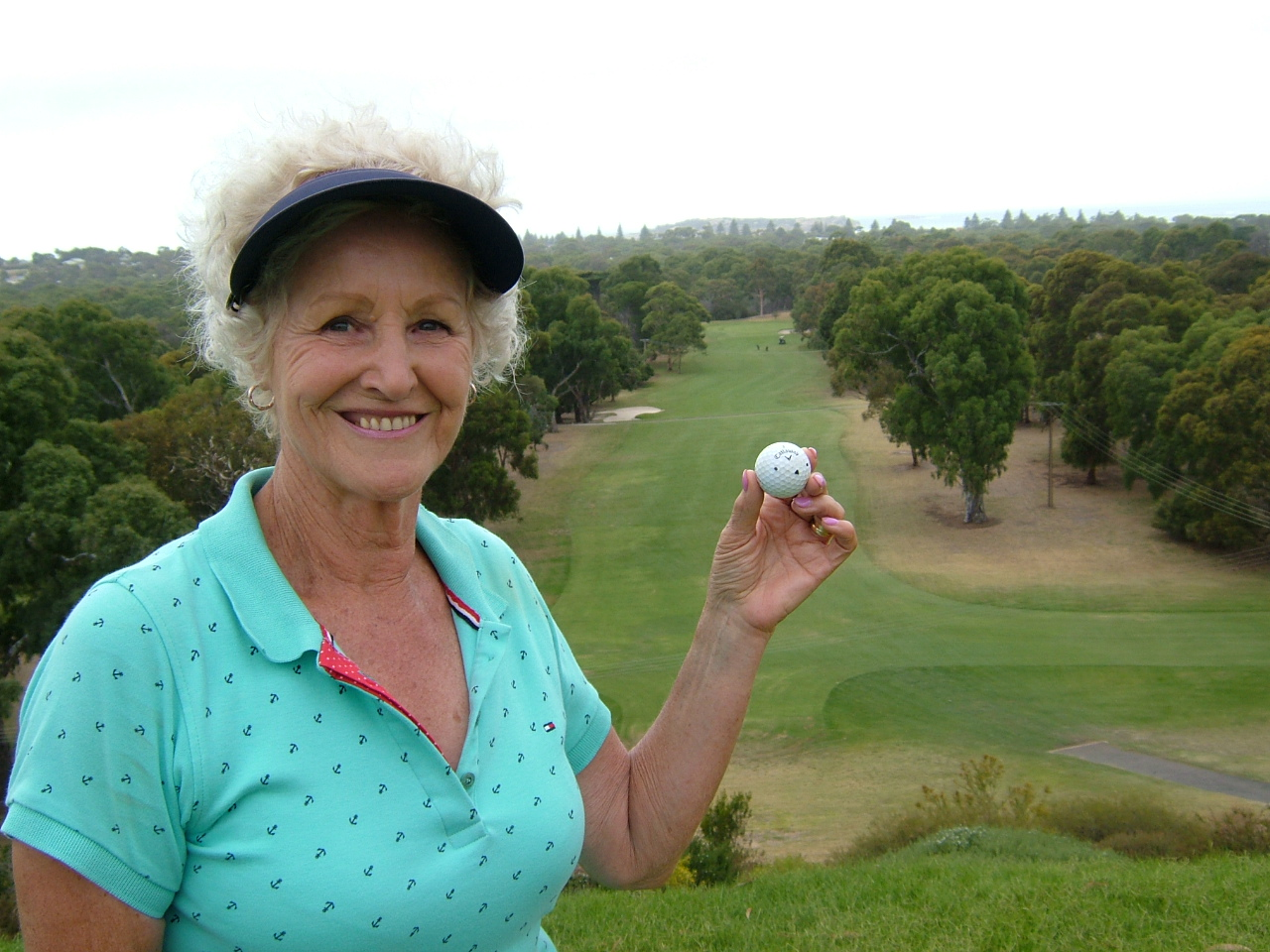 KINGSTON, Rosalynne - Hole In One.JPG