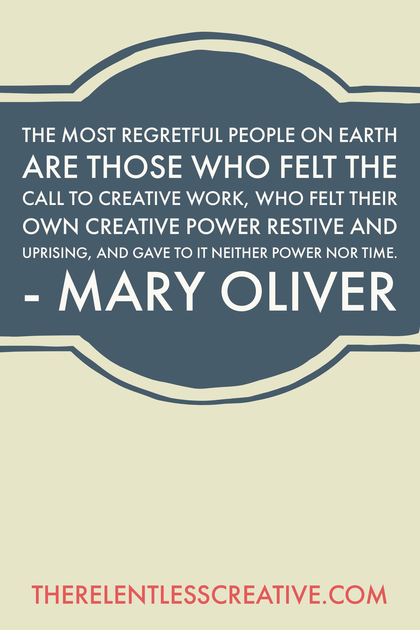 Call to creative work