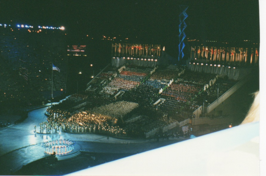 Salt Lake Opening Ceremony