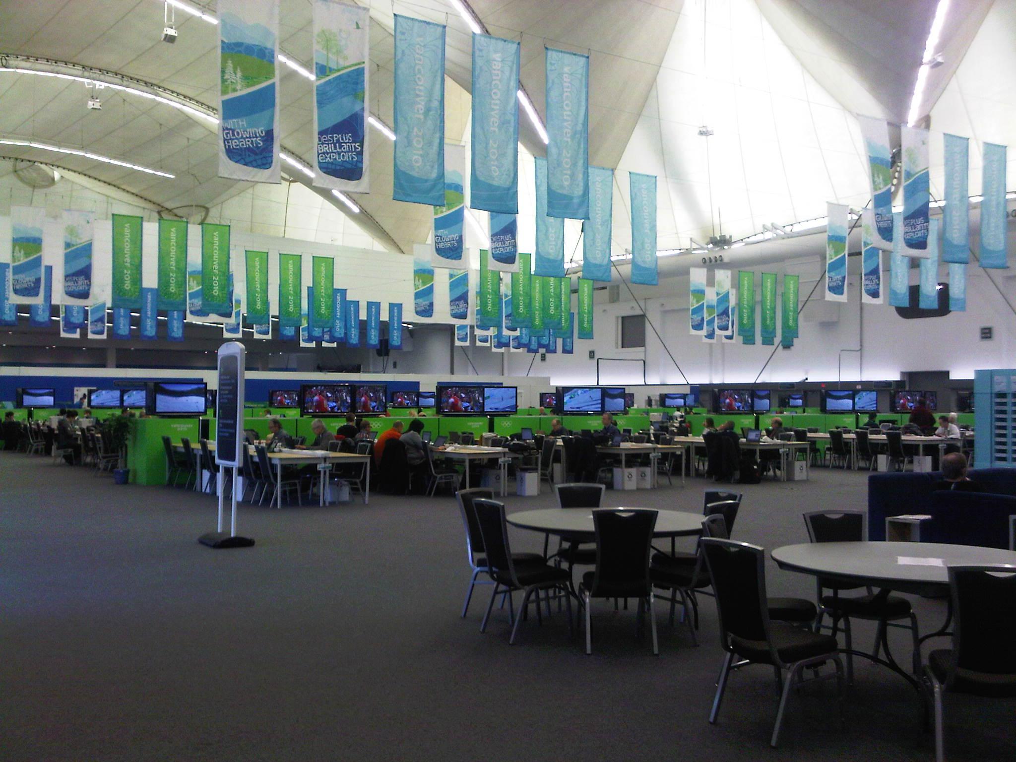 The big press gallery