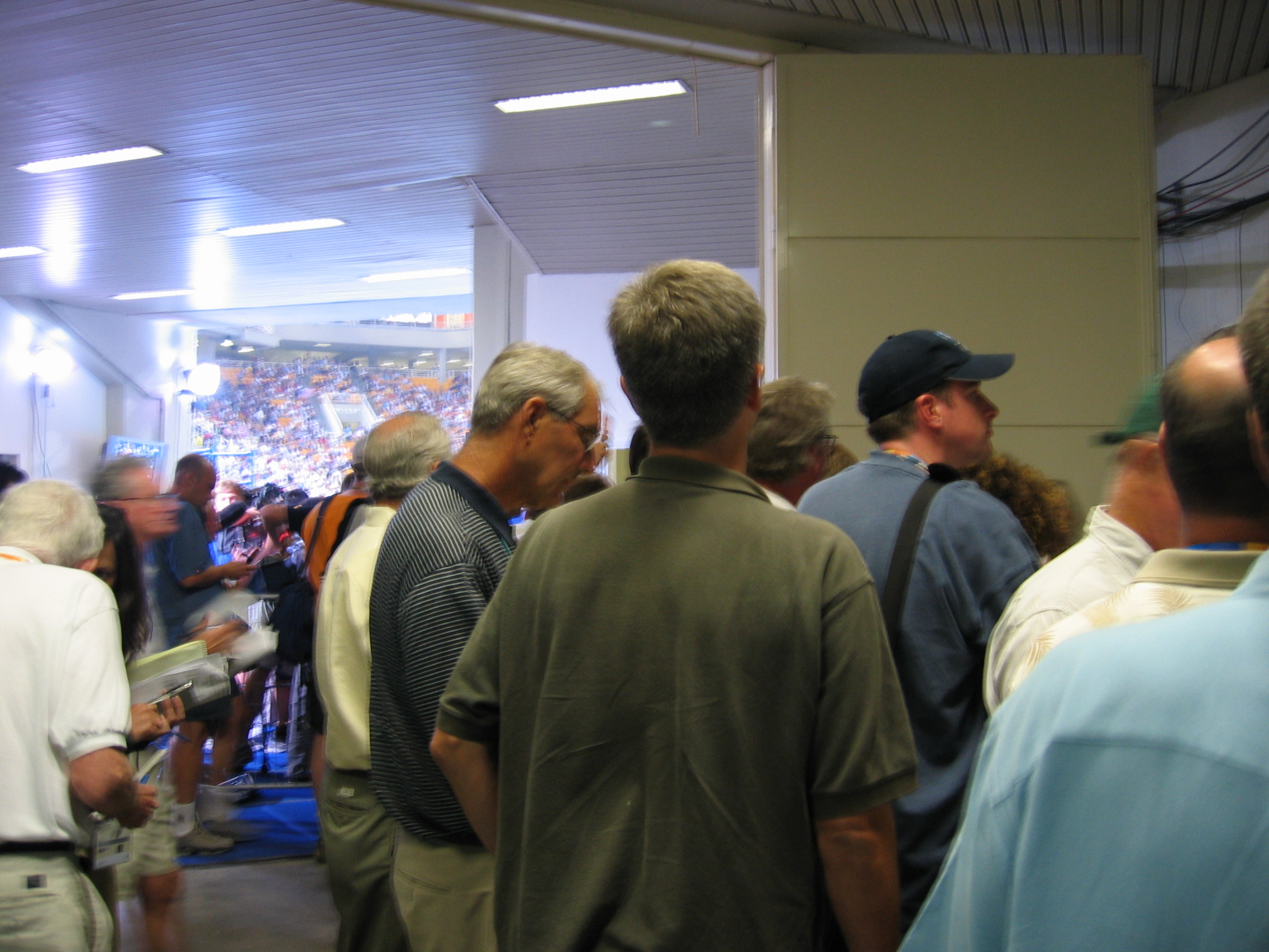 Life in the mixed zone