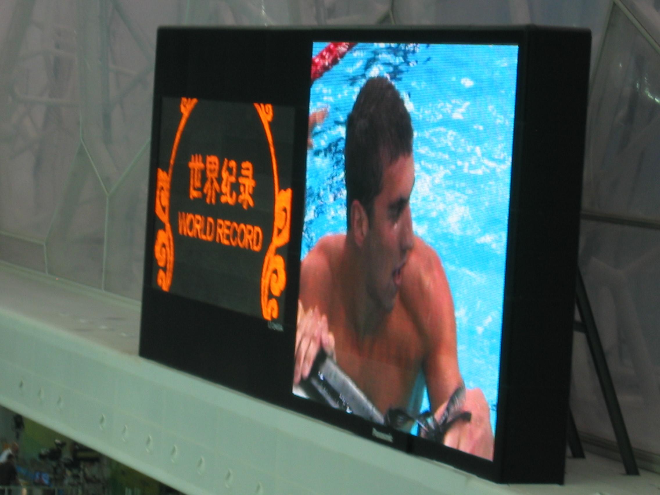 Gold medal no. 6 in Beijing
