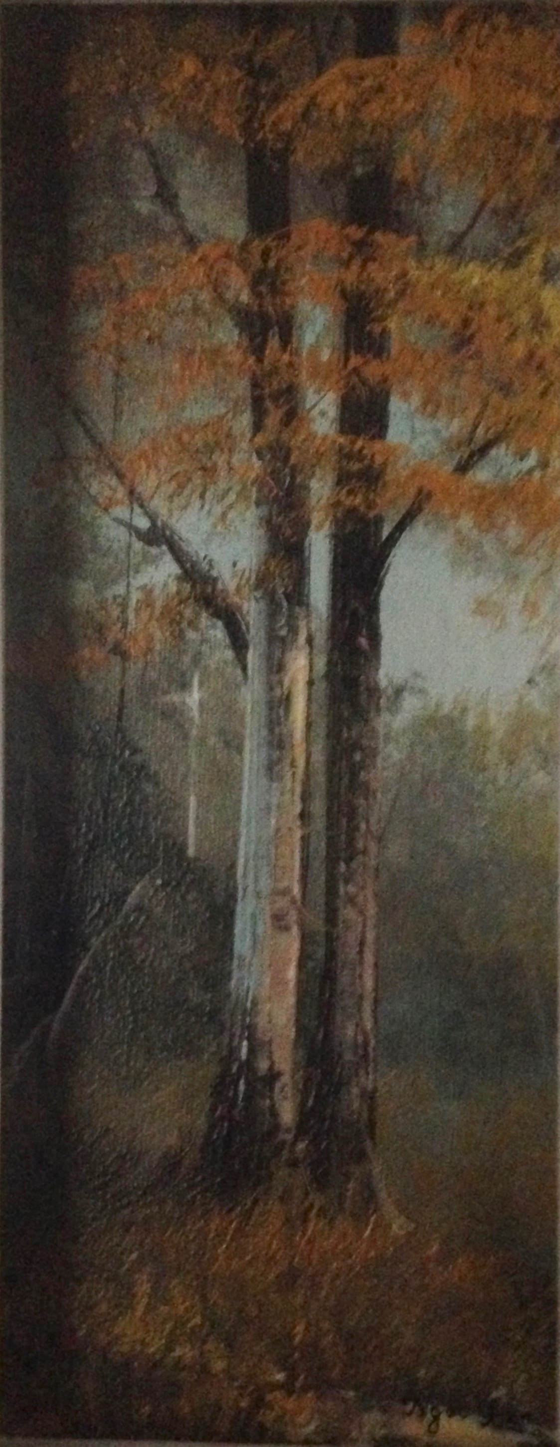Treescape, Ngoc Tran
