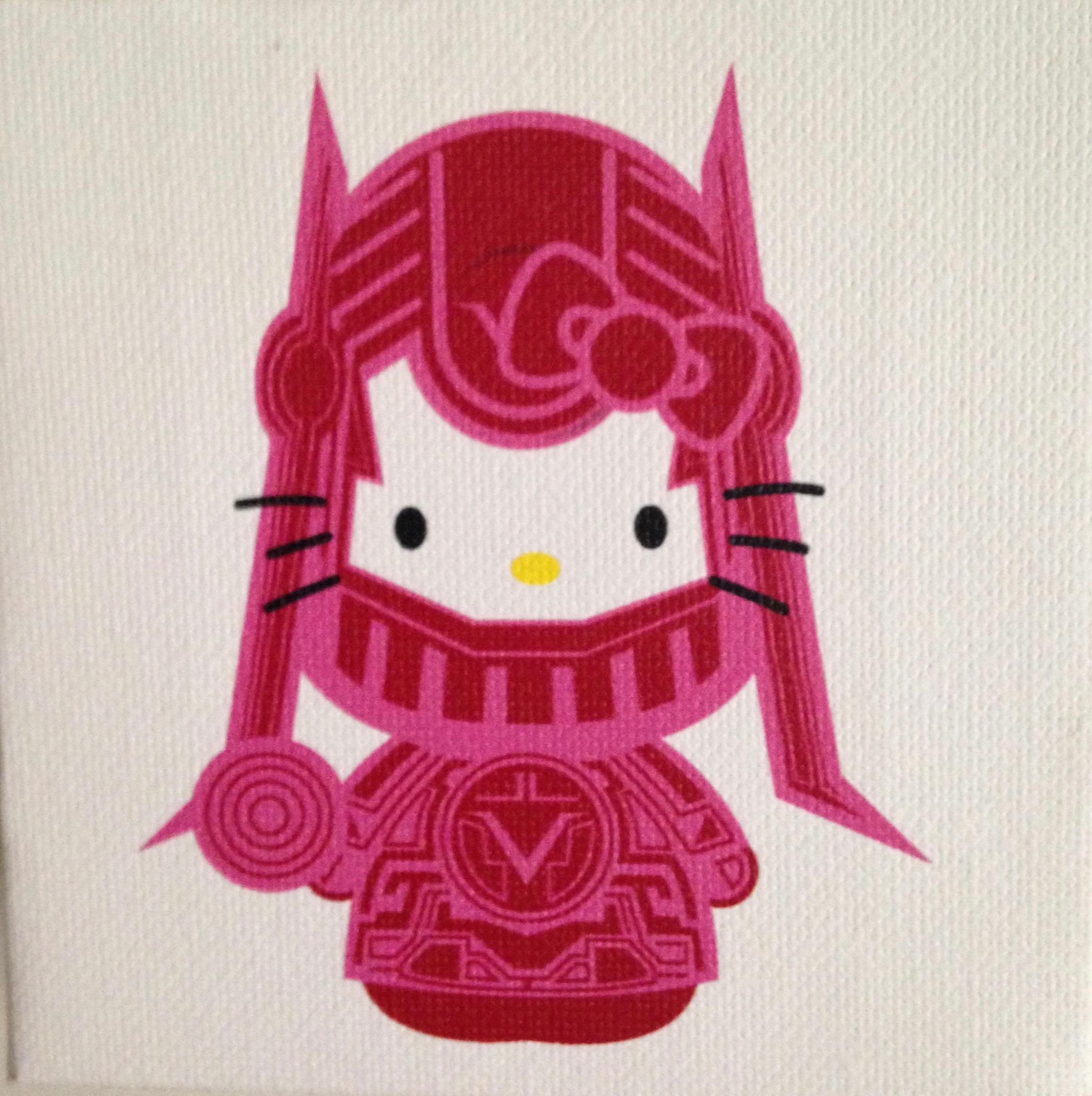 Sark Kitty, Plasticgod