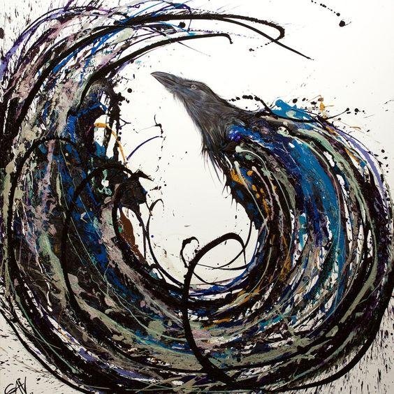 Raven, Gav Barbey