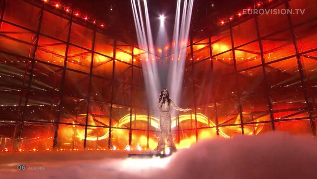 Conchita Wurst, 'Rise Like A Phoenix'