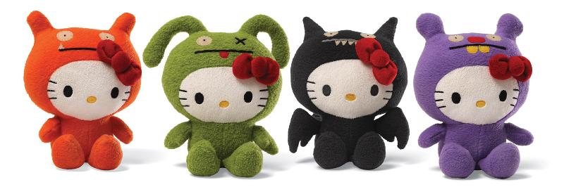 Uglydoll Hello Kitty