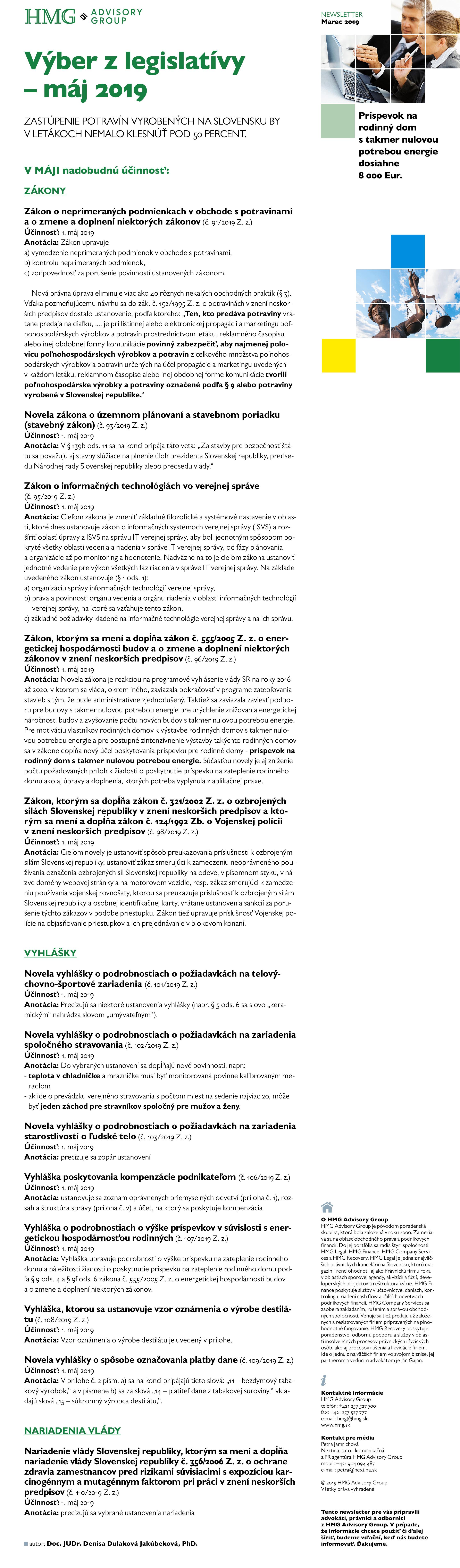 HMG_newsletter_vyber z legislativy MAJ.jpg