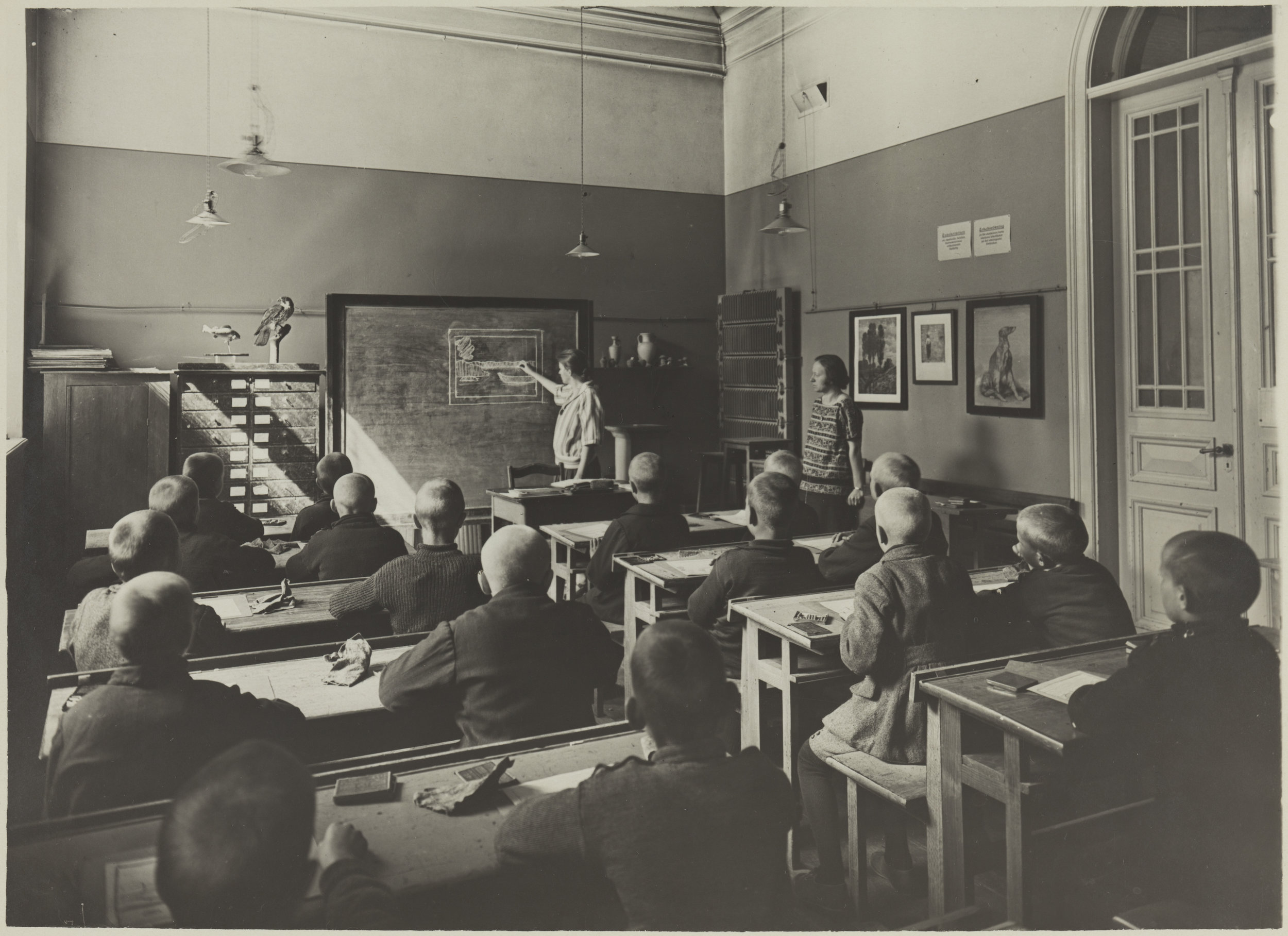 "Aalto University - 1920 ""Art Teacher Training"""