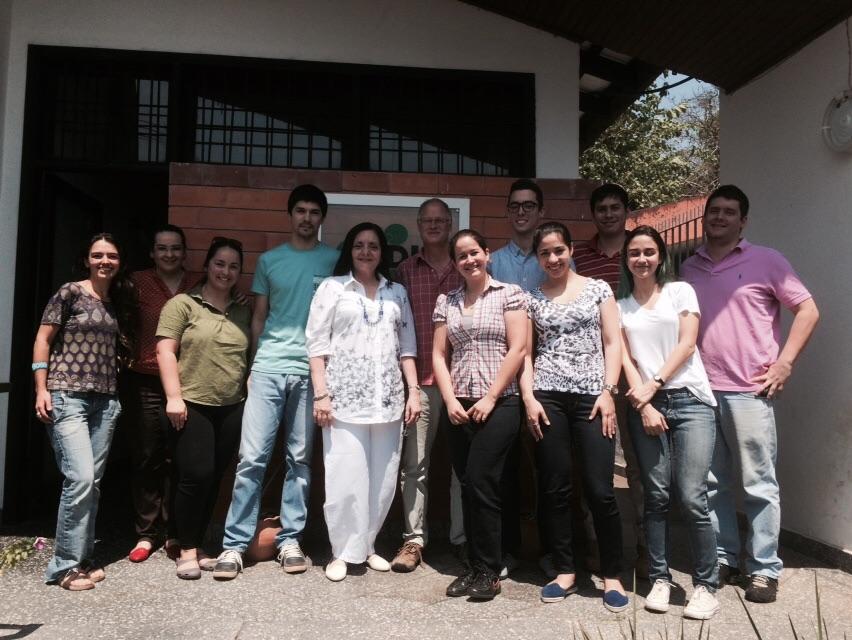 En nuestra sede en Asunción.