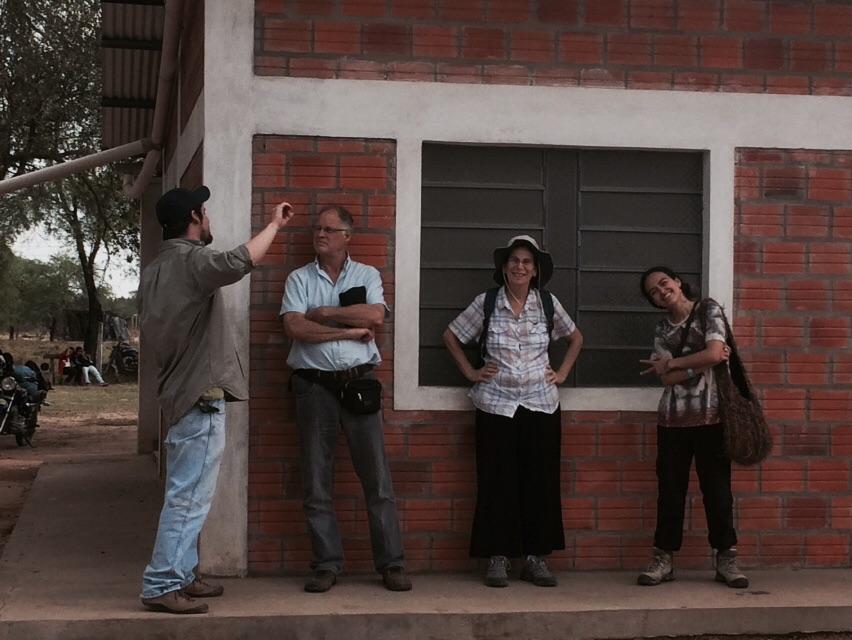 Visitando el Chaco