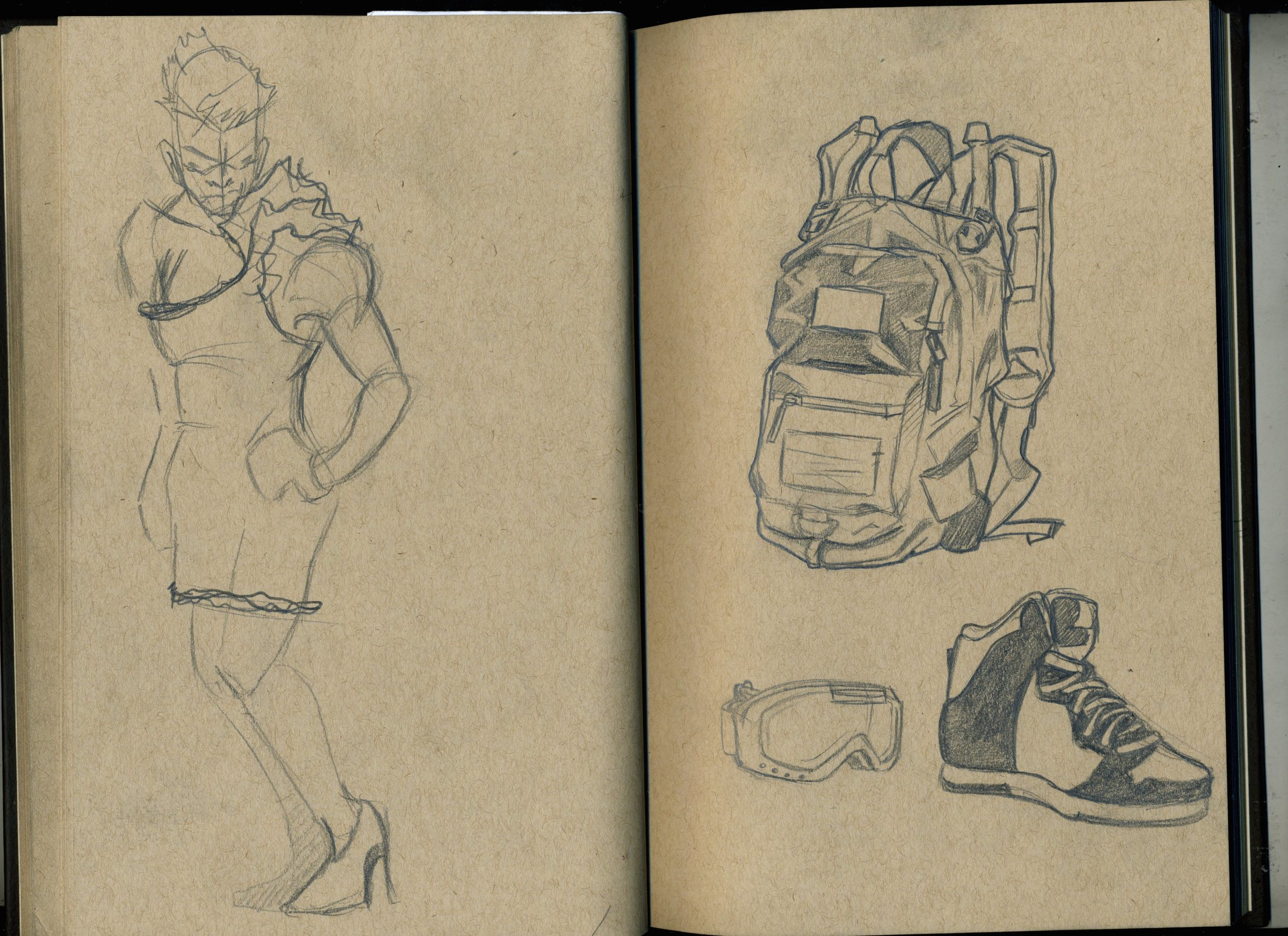 Fashion Study 3