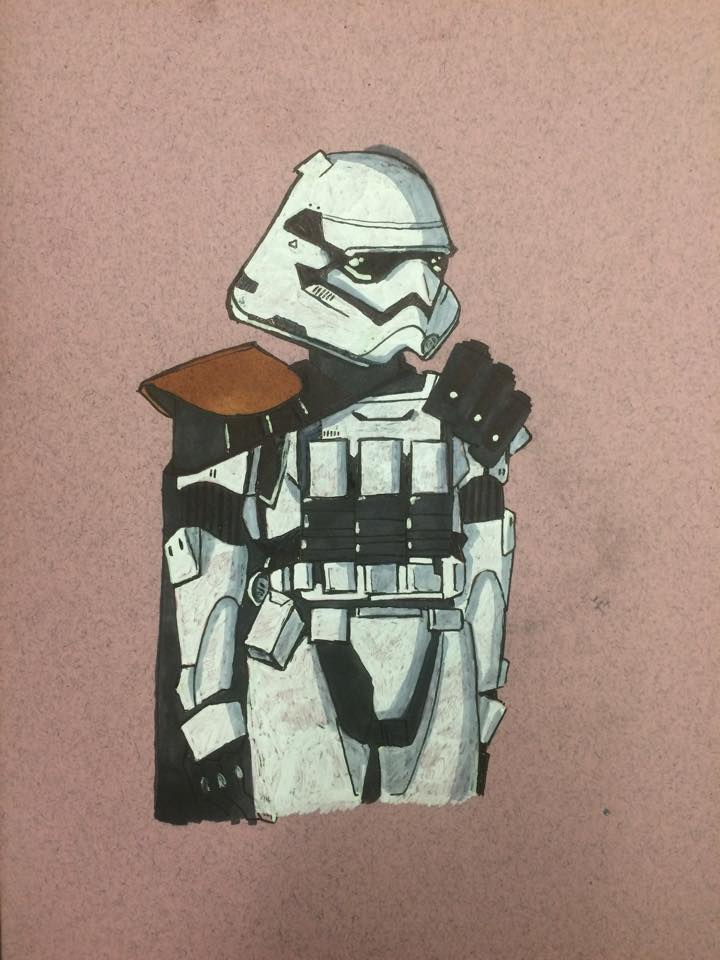 New Order Trooper