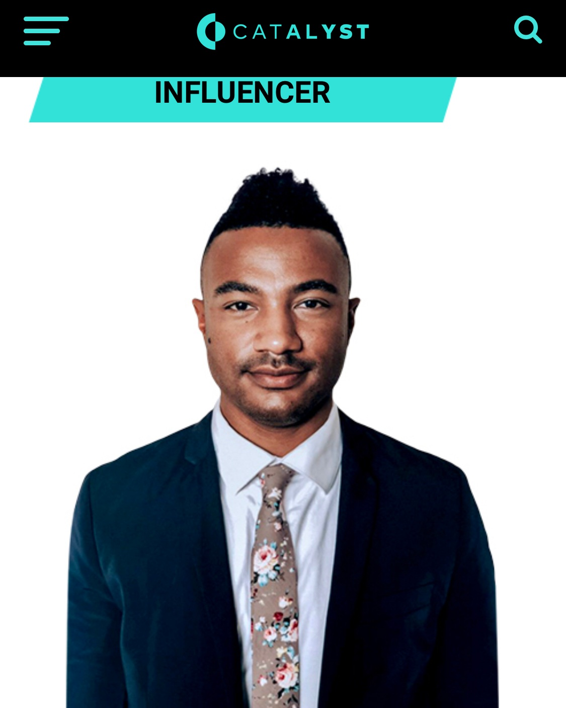 Named an Influencer by St. Pete Catalyst. Read the write up here. -