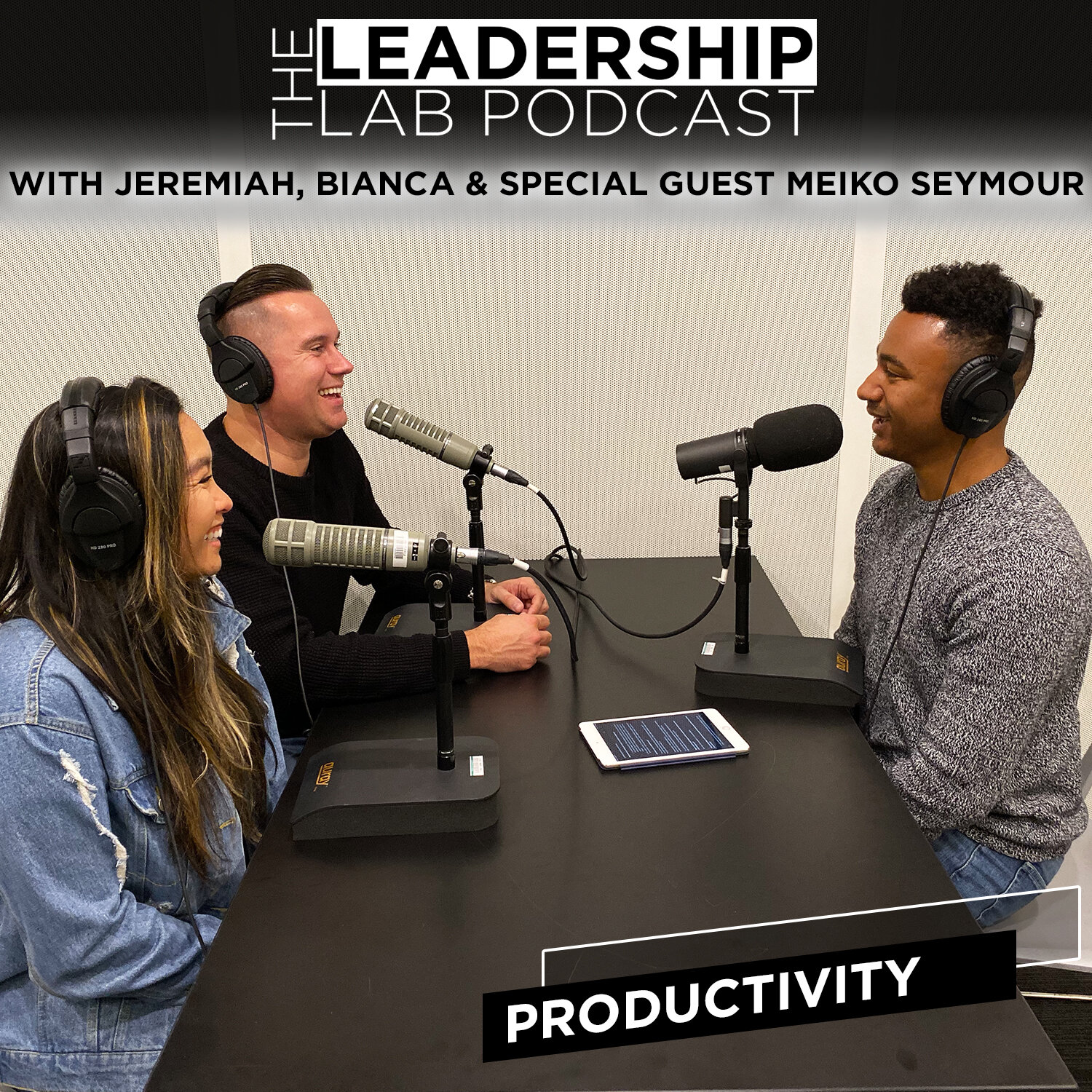 Guest hosted the Leadership Lab Podcast -