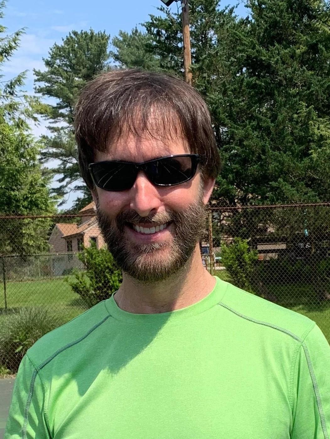Keith Fox, Timberwyck's Tennis Pro