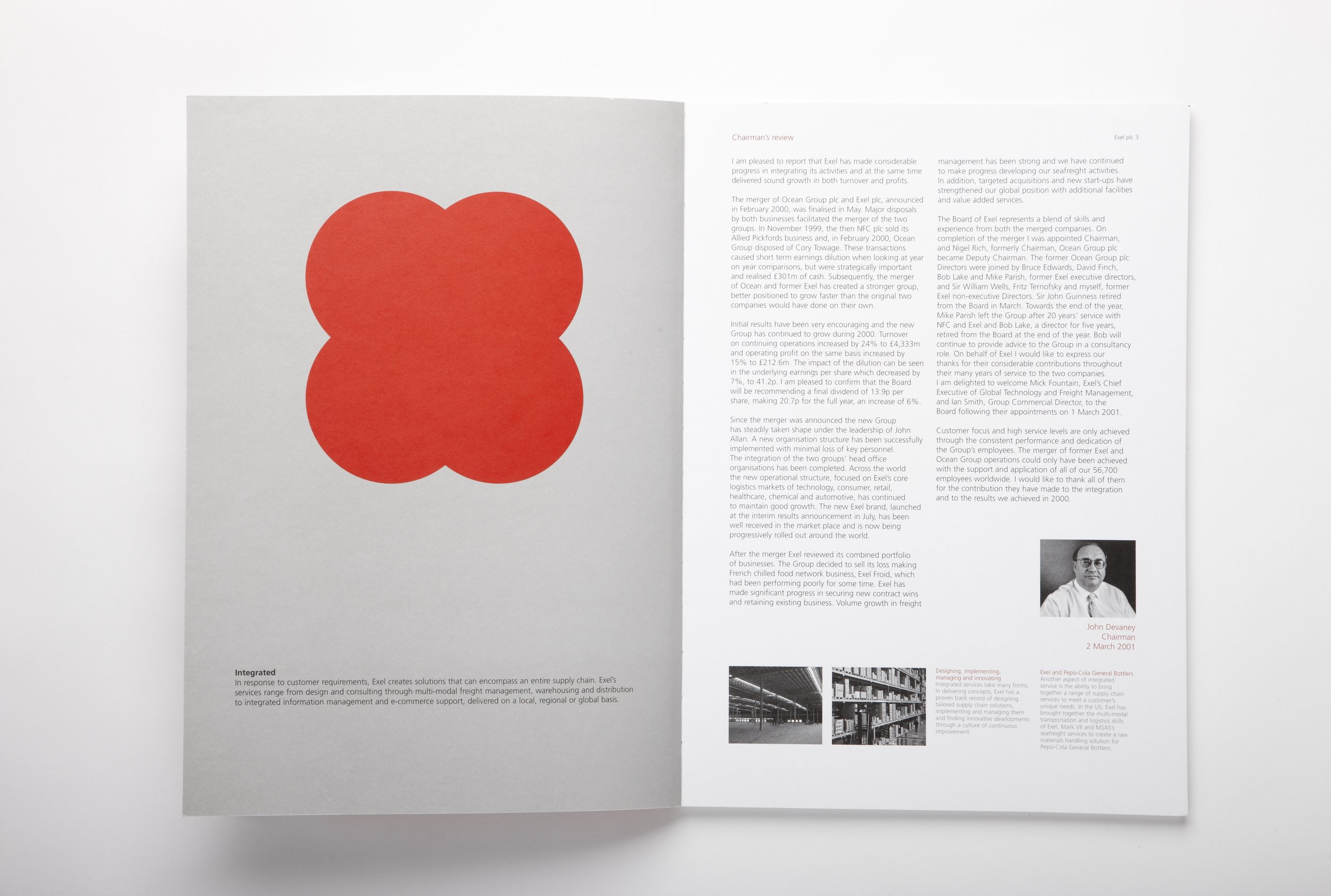 Exel — Annual Report — TypeTwo