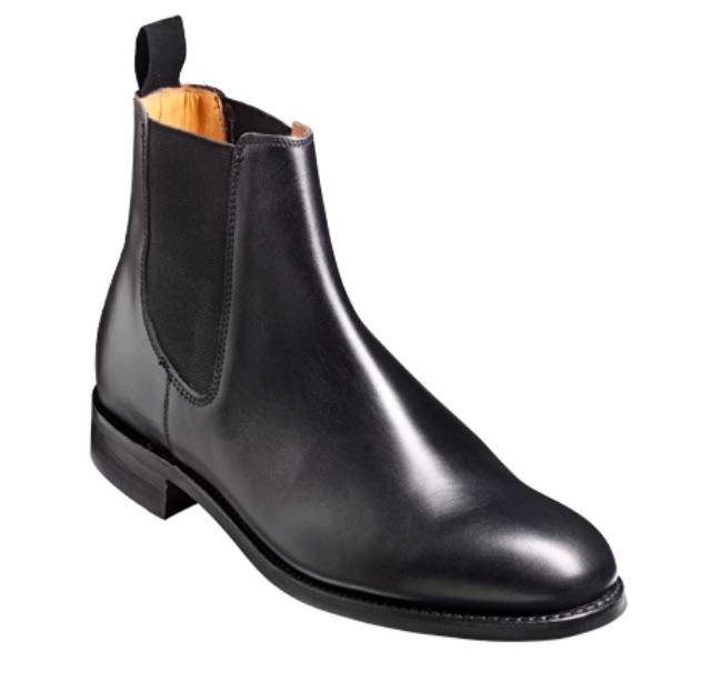 Barber Pembroke Chelsea Boots