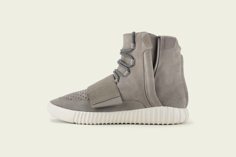 The Adidas Yeezy 750 Boost.