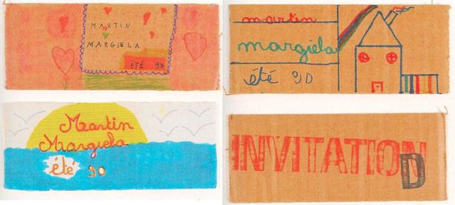 Maison Martin Margiela - S-S 1990 - INVITATION.png
