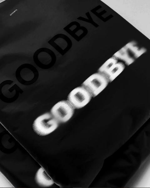 Goodbye 'Transmission' tee