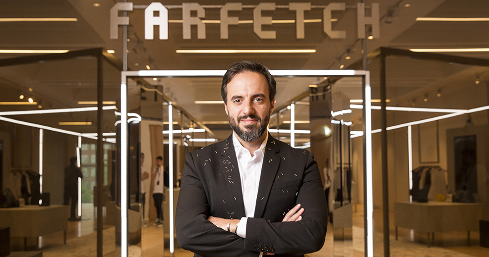 Jose Neves, CEO & Founder  Source: The Industry