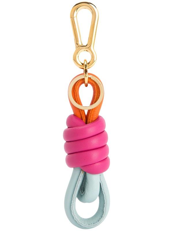 Loewe Tangled Keychain,  Farfetch