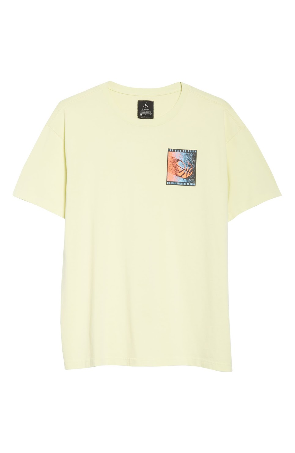 Jordan_Short Sleeve T-Shirt in Pale Yellow_$50.jpeg