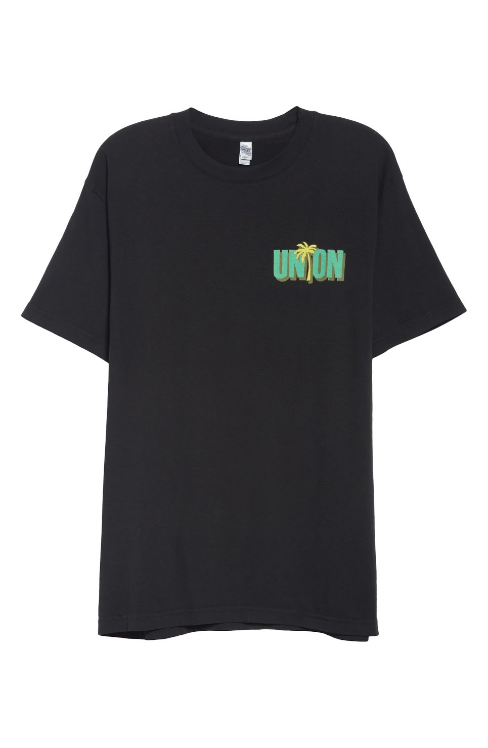 Union_Wha Gwaan Tee_Black_$42.jpeg