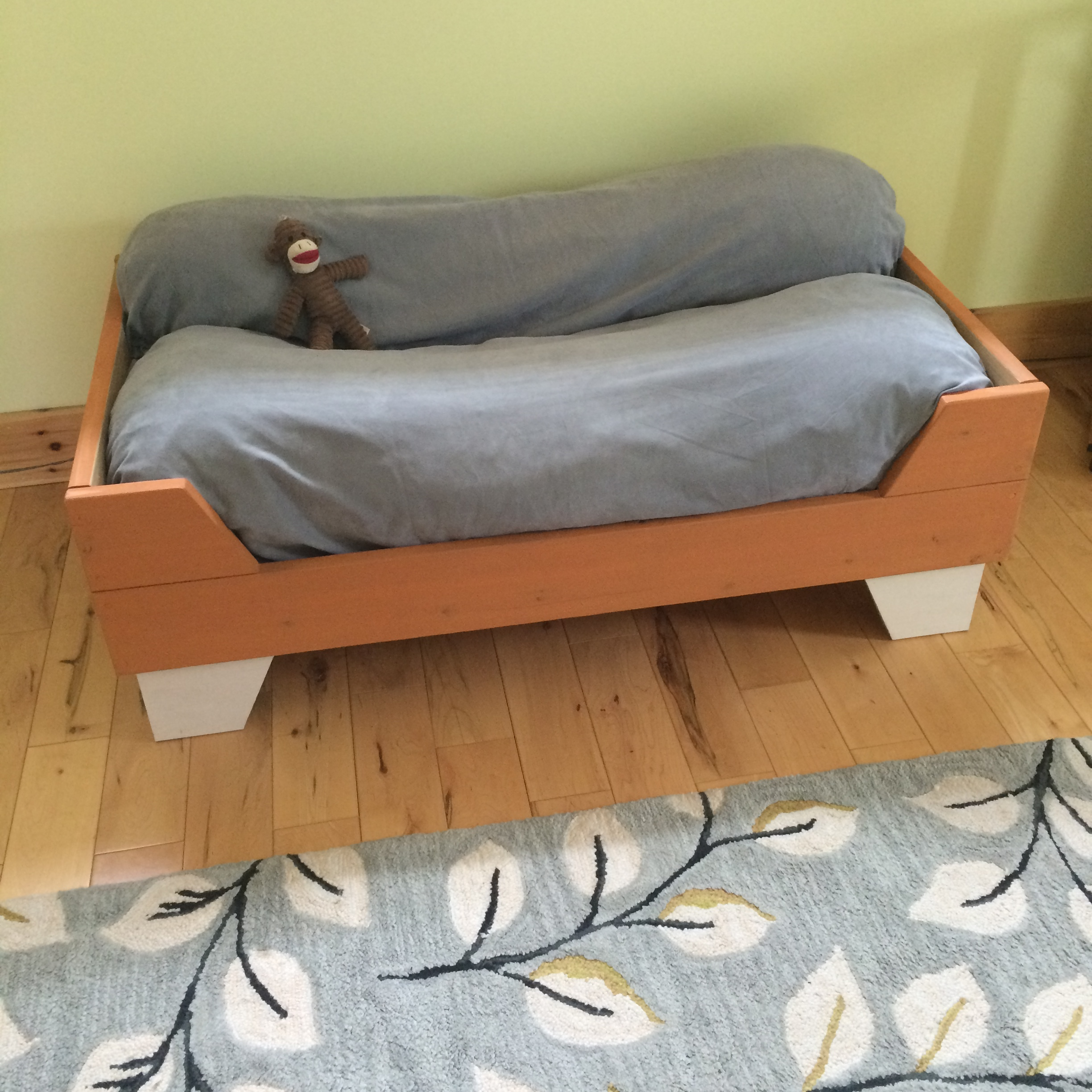 Make it Cozy - Our cedar dog bed frames hug the interior cushion to create a very plush and super cozy spot for your furry friends - don't be surprised if the cat tries to take over.