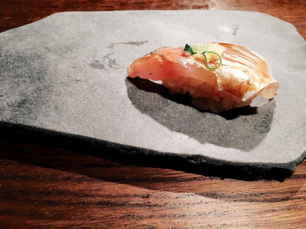 A  kik  o's Sushi Restaurant