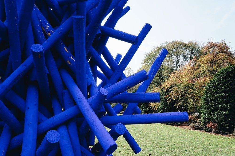 Brooklyn Botanic Gardens Sculpture