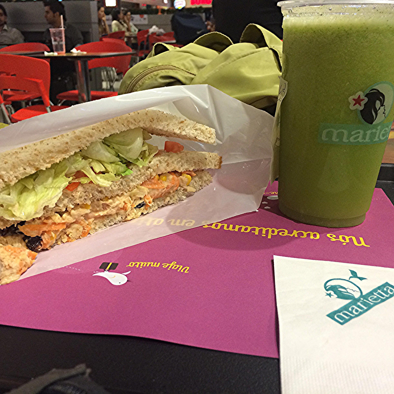 O sanduíche deles já foi mais bonito, mas continua delicioso!