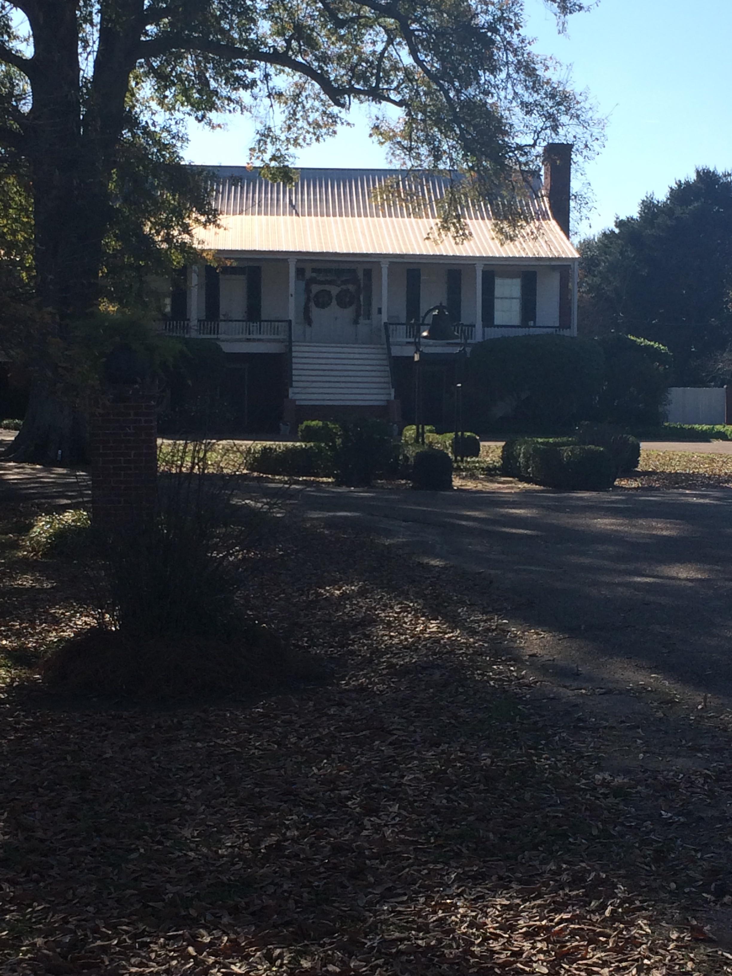 Essa é a sede da fazenda. Não estava aberta pra visitação porque ainda é moradia da família.