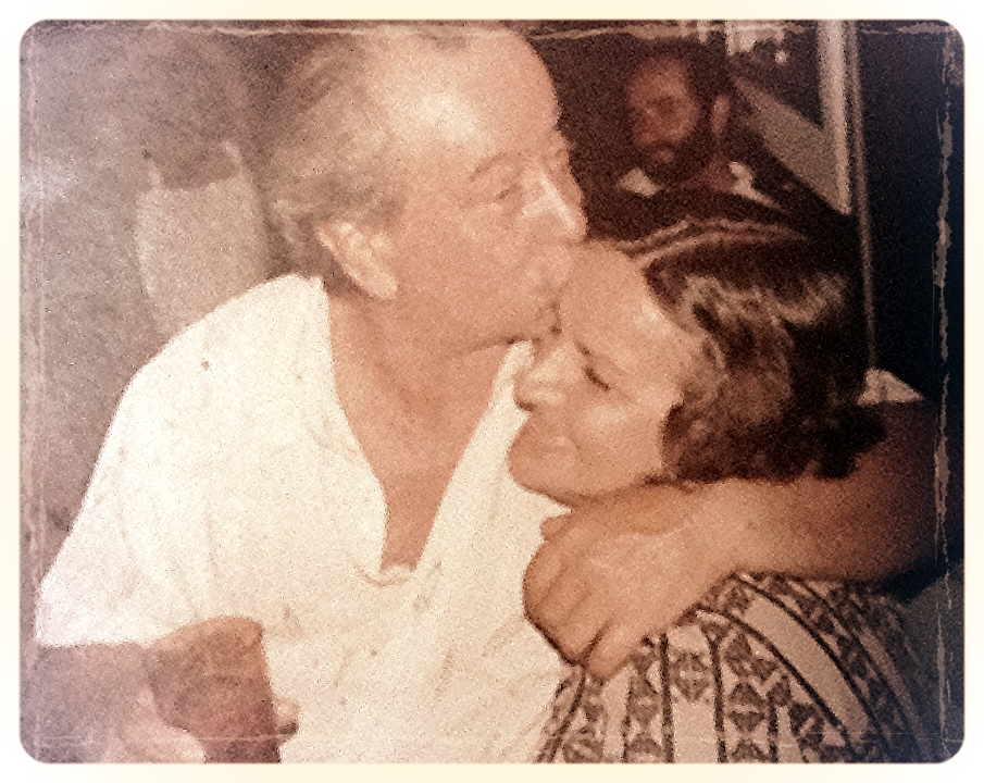 Sô Silvio e Don' Teresa.