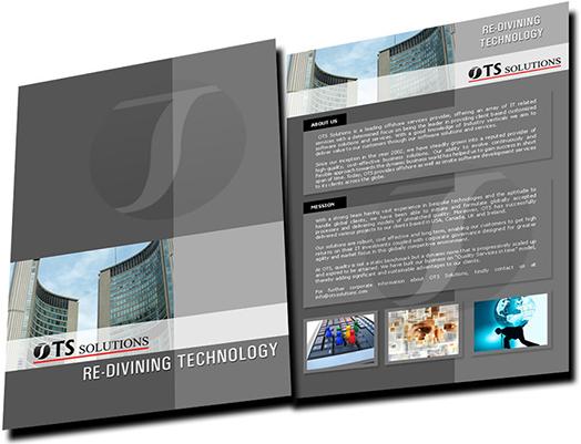 OTC Solutions Brochure  Company brochure, marketing strategy